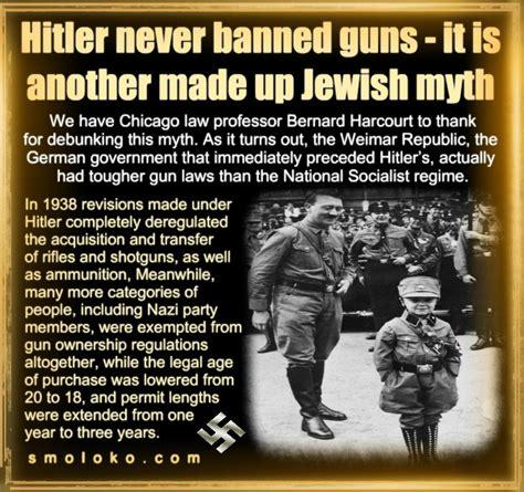 Jewish Gun Control
