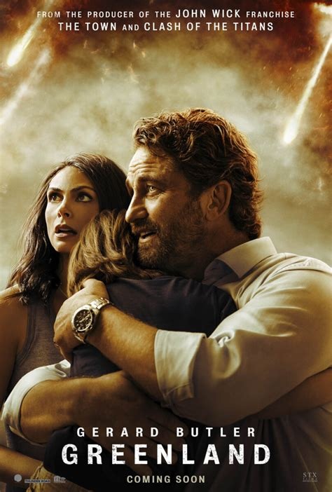 New Gerard Butler disaster movie Greenland gets first trailer