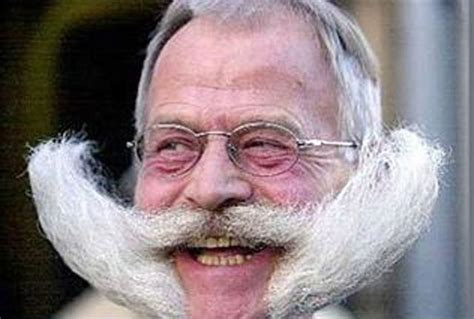Coolest and Funniest Beards and Moustaches (34 pics ...