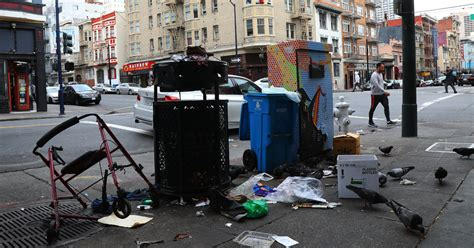 Life on the Dirtiest Block in San Francisco - The New York Times