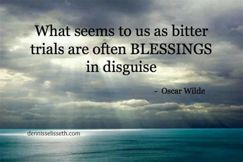 Blessings in disguise ← Passion for Christ