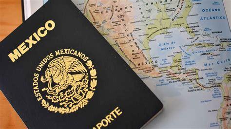 Estas son las nuevas tarifas del pasaporte mexicano   La ...