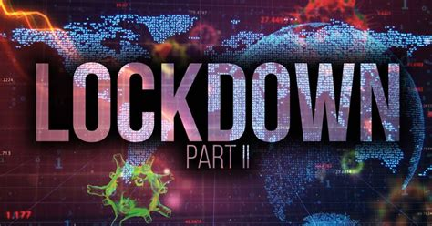 BEWARE! The Second Covid Lockdown Is Here – NewsWars
