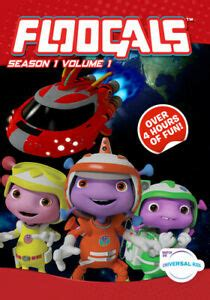 Floogals: Season 1 Volume 1 (REGION 1 DVD New) | eBay