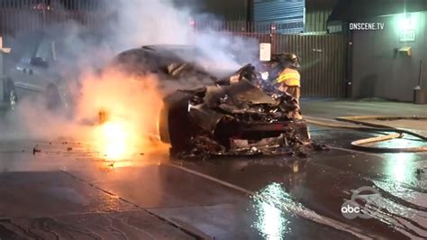Fire outside Tesla plant in Fremont contained | abc7news.com