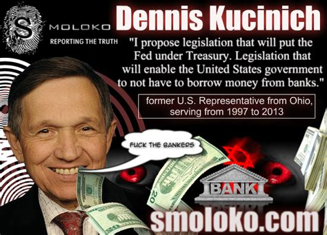 DENNIS KUCINICH QUOTES image quotes at relatably.com