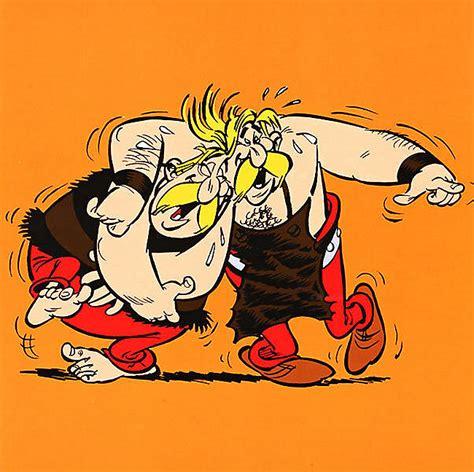 Asterix - Alles über Verleihnix und Automatix Buch ...