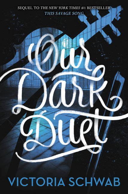 Our Dark Duet - Victoria Schwab - Hardcover