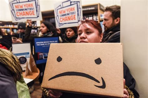 Amazon's opponents have mixed reactions to the company ...