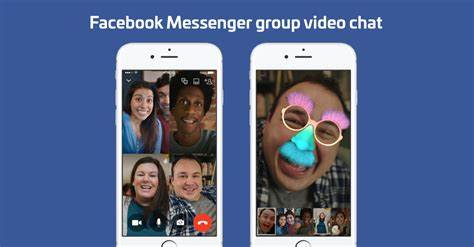 Facebook Messenger Launches Group Video Chat for up to 6 ...