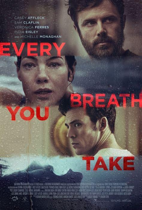 Every Breath You Take Movie Poster - IMP Awards