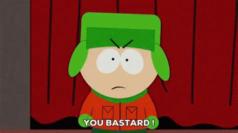 You Bastard GIF - Bastard South Park - Discover & Share GIFs