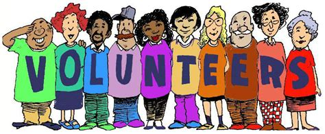 Free Volunteer Clip Art Pictures - Clipartix