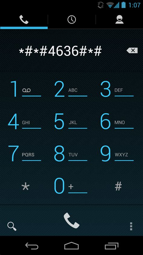 60+ Best Secret Codes To Explore Android 2020 3