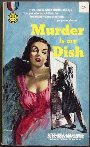 Pin on Pulp Detective
