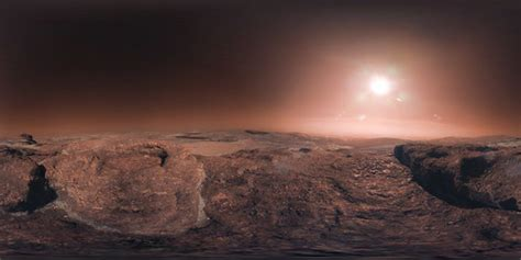 First images of the surface of Gliese 581 C | Hoeben.net