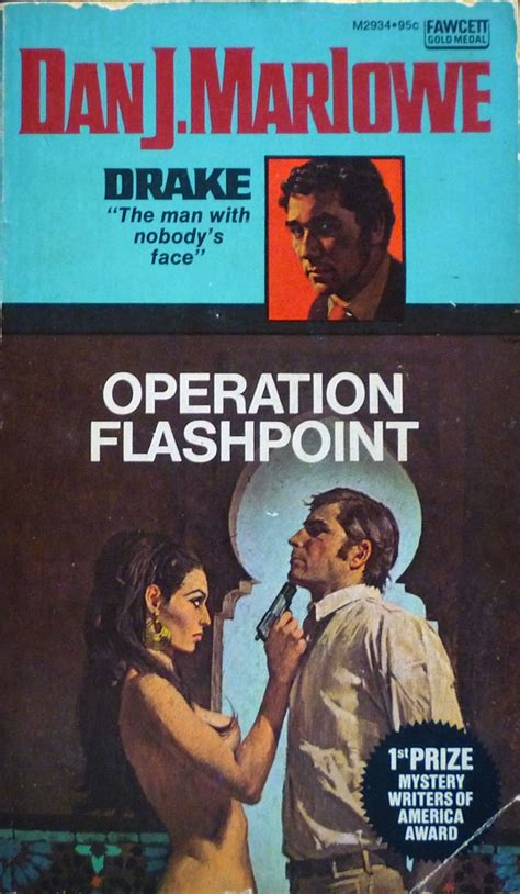 Existential Ennui: Dan J. Marlowe and Earl Drake, 4: the Richard Stark and Parker of Spy Fiction