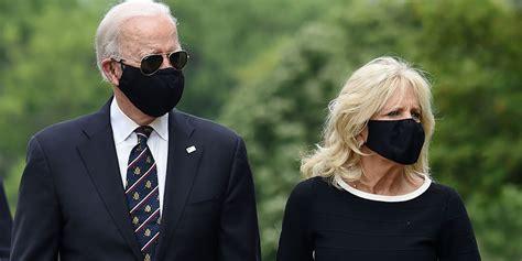 Trump shared a tweet mocking Biden for wearing a face mask ...