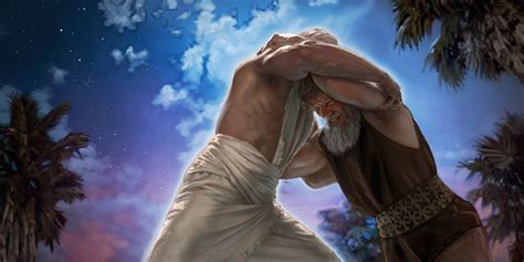 Genesis 32:22-28 BDC: Did Jacob wrestle with an angel or ...