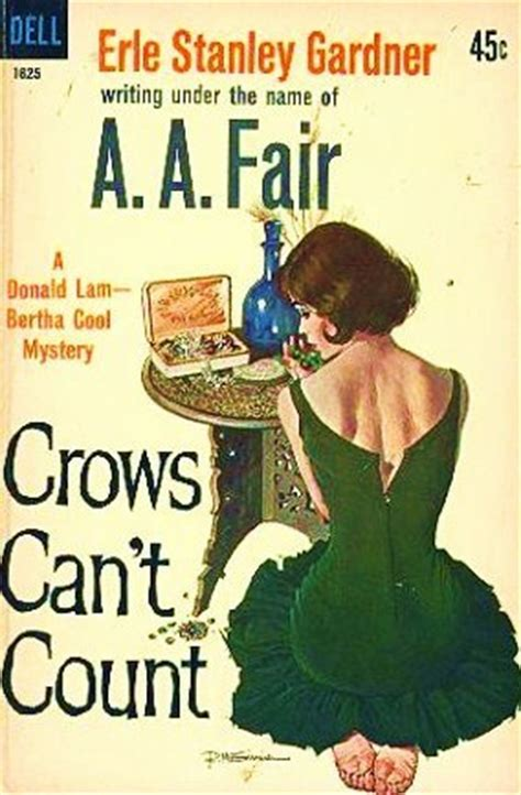 Crows Can't Count by A.A. Fair — Reviews, Discussion, Bookclubs, Lists