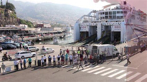 Ferry naar Madeira: slachtoffer van corruptie