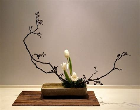 Ikebana - die japanische Blumensteckkunst und ihre ...