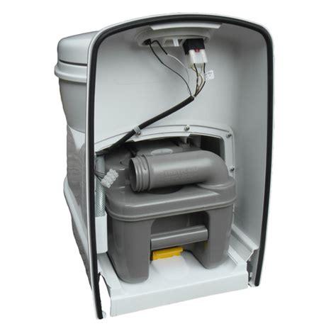 Thetford C200CS Electric Flush Cassette Toilet - Sheridan ...