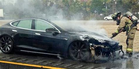 Tesla Cleared By Feds After Fires, Add Additional Armor Anyway | WIRED