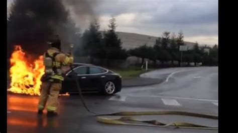 This fire just cost Tesla $2.5 billion after battery fire in Seattle