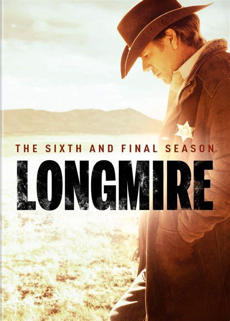Longmire DVD Release Date