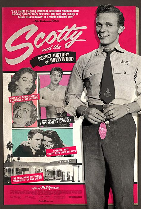 Scotty and the Secret History of Hollywood (2017) • Movie ...