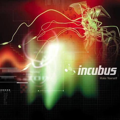 Incubus - Make Yourself (Album Cover) | Incubus make yourself, Incubus, Make it yourself