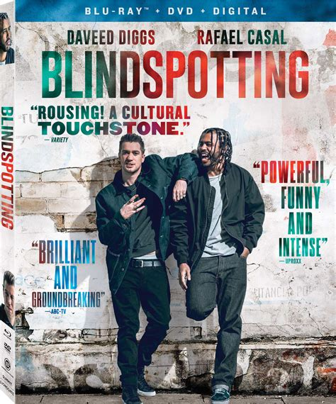 Blindspotting Blu-ray Review, Blindspotting (2018 ...