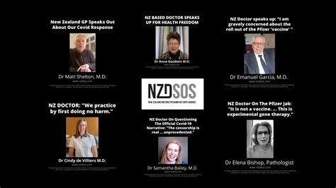 New Zealand Doctors Speaking Out - NZDSOS
