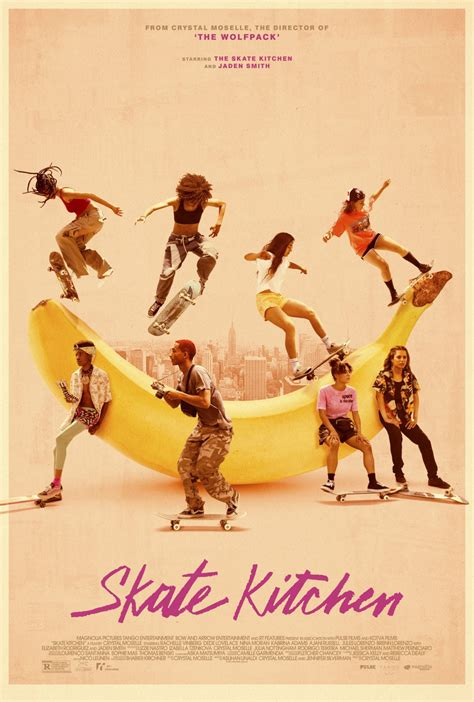 Movie Review - Skate Kitchen (2018)