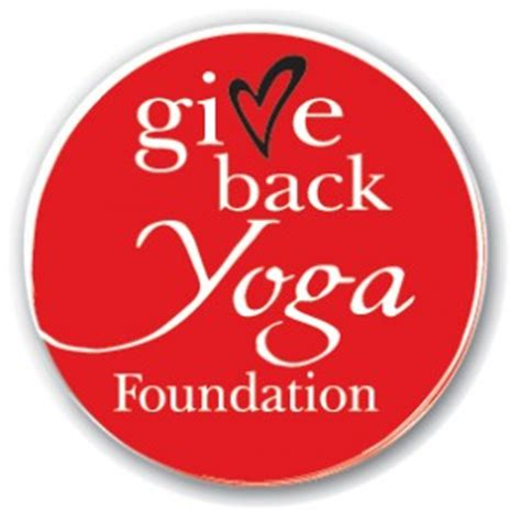 Universe All is proud to donate a percentage of profits to the Give Back Yoga Foundation.