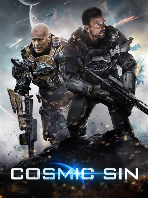 Cosmic Sin: Take home the Bruce Willis sci-fi - SciFiNow ...