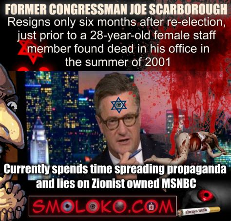Remember When a Dead Intern Was Found in Joe Scarborough's ...