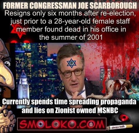 Remember When a Dead Intern Was Found in Joe Scarborough's ...