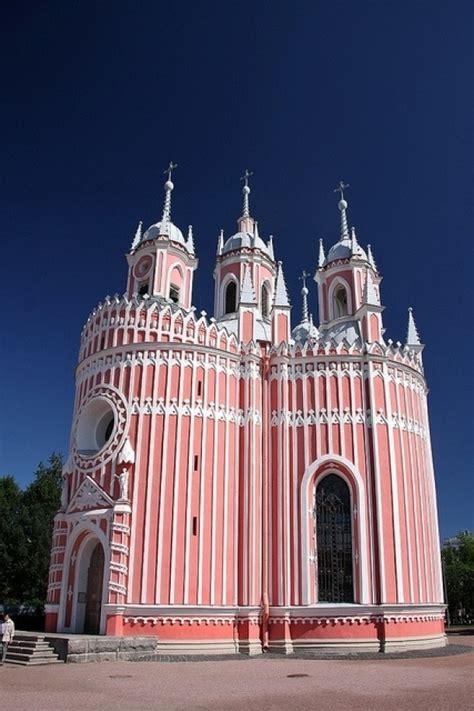 Chesme Church in St Petersburg Russia - Photorator