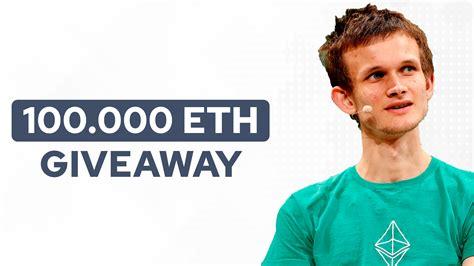 Ethereum 2.0 Foundation 100.000 ETH Giveaway Airdrop ...