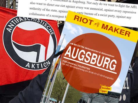 Antifa Far-Left Extremists Release 'Riot Tourist' Terror Handbook