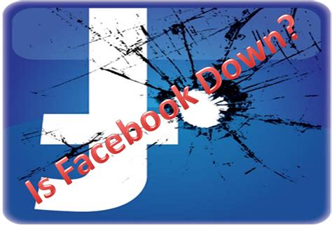 Is Facebook Down? Facebook Goes Down   Black Box Social Media