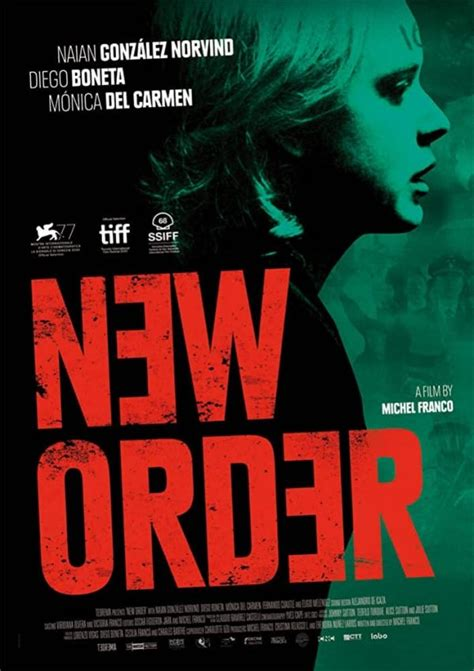 Movie Review - New Order (2020)