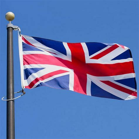 LARGE 5ft X 3ft 5'x3' UNION JACK BRITISH UK NATIONAL FLAG ...