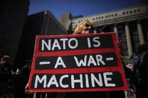 End NATO action now. | War machine, War, Politically incorrect