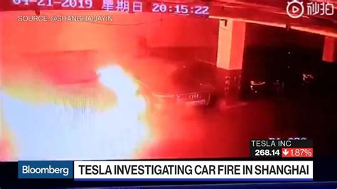 Car Fires in China Spur Investigations by Tesla, Its Rival NIO - MotorTrend