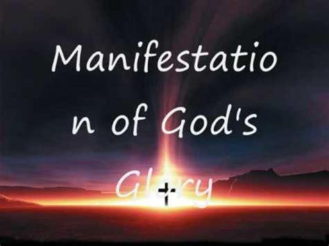 Manifestation of God's Glory - YouTube