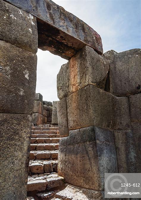 Sacsayhuaman Ruins, Cusco Region, Peru, | Stock Photo