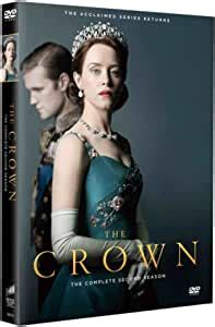 THE CROWN: SEASON 2. THE COMPLETE 2ND SERIES: Amazon.ca: DVD